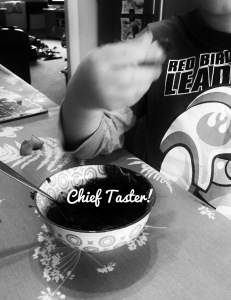 Chief Taster