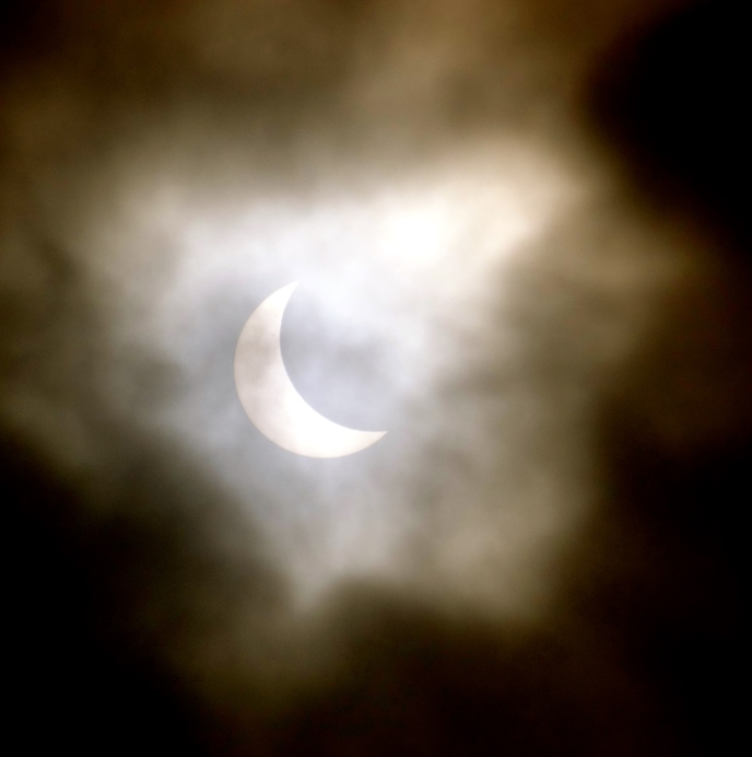 Solar Eclipse, March 2015