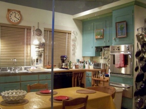 Julia Child's Kitchen, Washington DC, 2010.